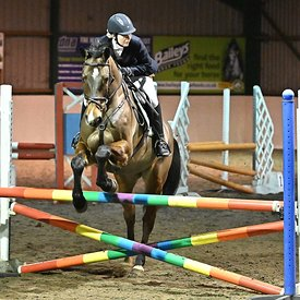 19/01/2020 - Class 9 - Unaffiliated showjumping - Brook Farm training centre