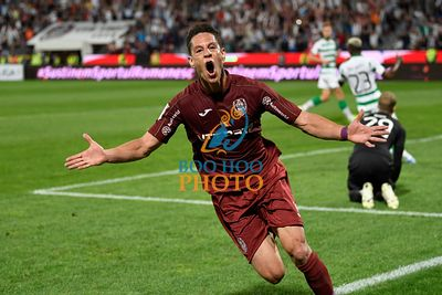 FOTBAL: CFR Cluj - Celtic Glasgow - UEFA Champions League