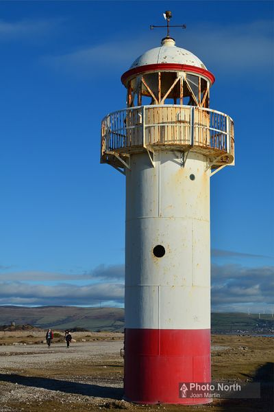 HODBARROW 02B - Hodbarrow Lighthouse