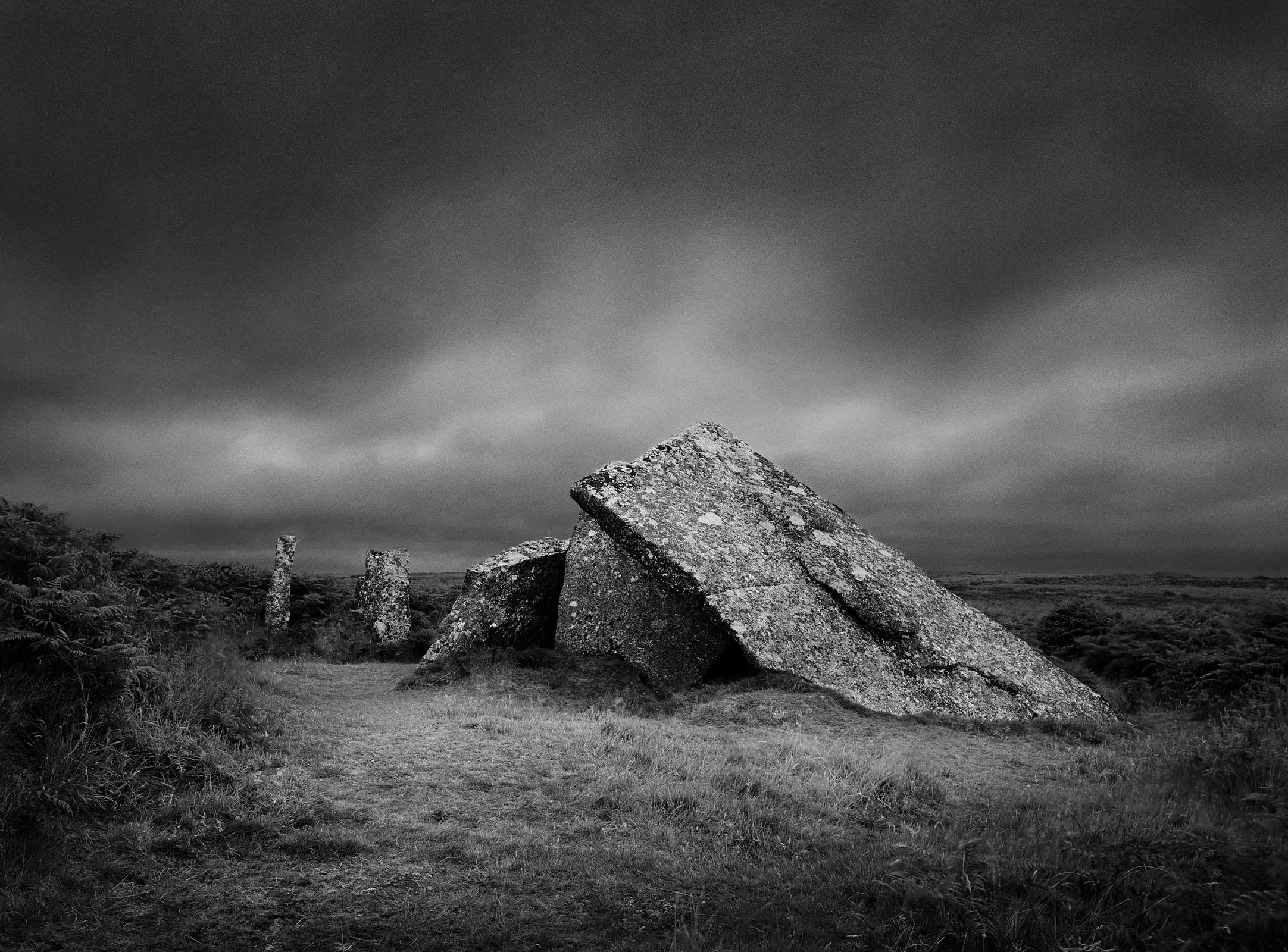 Zennor Quoit, Penwith, West Cornwall