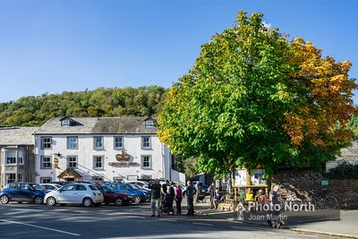 POOLEY BRIDGE 03A - The village of Pooley Bridge