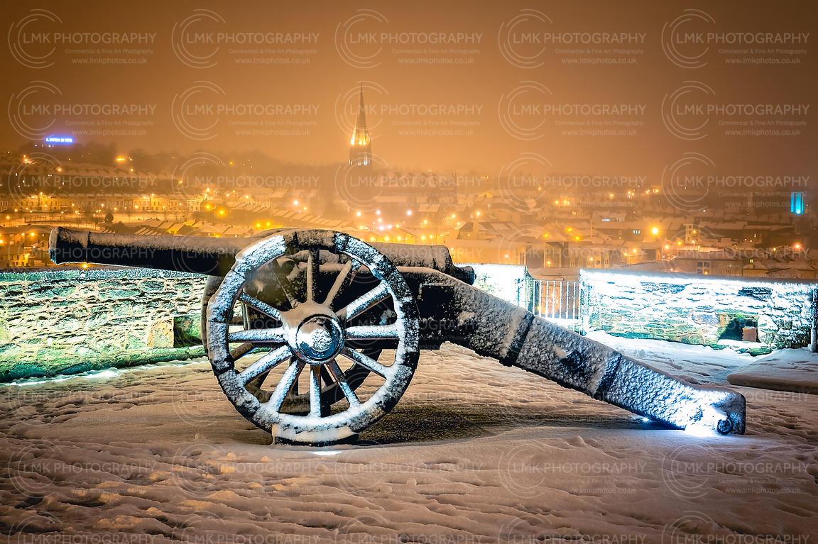 Derry Canon Snow