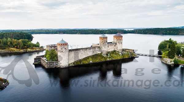 Olavinlinna III The castle of Olavinlinna