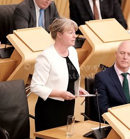 First Minister's Questions in the Scottish Parliament