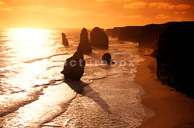 The Twelve Apostles, Great Ocean Road, Australia.