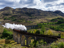 The Jacobite aka Hogwarts Express