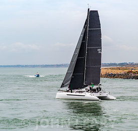 Fastnet Race GBR 11N Apollo.
