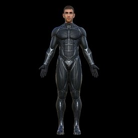 Male Exo-Suit