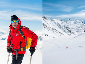 Eric Berclaz, Swiss Mountain guide