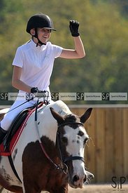 Unaffiliated showjumping. Romford. United Kingdom ~ MANDATORY Credit Garry Bowden/Sport in Pictures - NO UNAUTHORISED USE - 0...