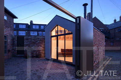 Gosforth Home Office | Client: Nicholson Nairn Architects