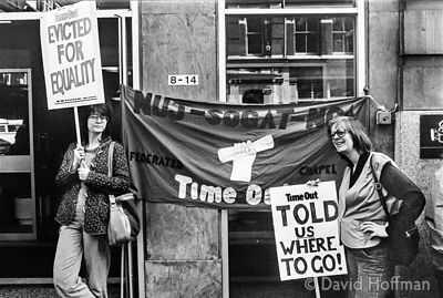 Time Out strike 1981
