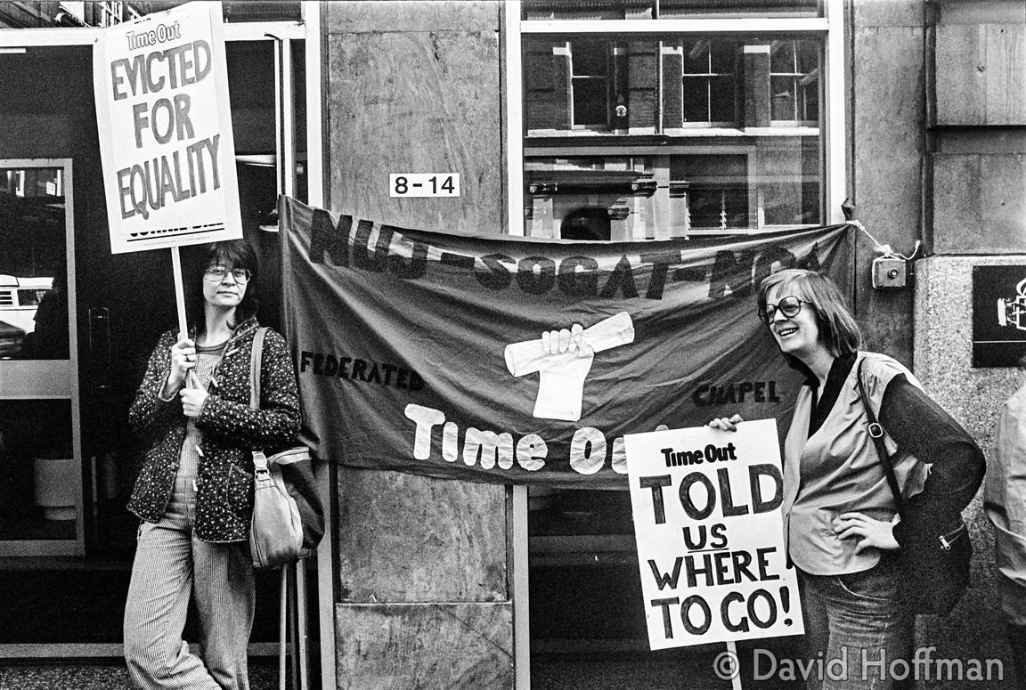 N69-11 Time Out Strike 1981