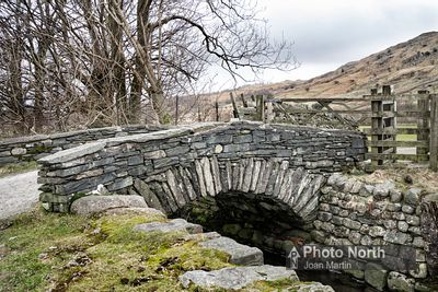 LANGDALE 21A - Fell Foot Bridge, Little Langdale