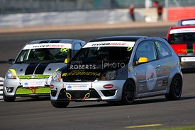 Dominic Bush - Ford Fiesta ST