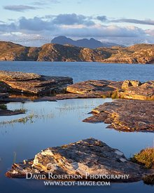 Image - Coastal view of Suilven, Wester Ross, Highland, Scotland