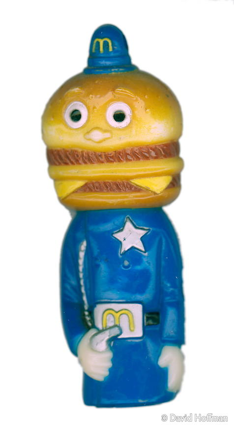 Mr Mac toy doll