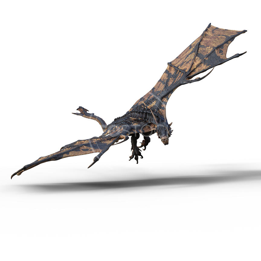 5-CG-creature-ultimate-dragon-wyvern-neostock
