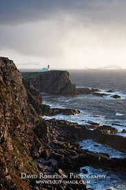 Image - Stoer Head Lighthouse,  Assynt, Sutherland, Scotland