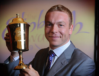 sir chris hoy the edinburgh award,