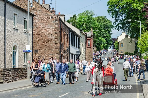 APPLEBY 50A - Appleby Horse Fair