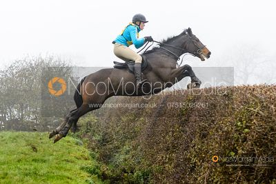 Harriet Gibson - Melton Hunt Club Ride 2014