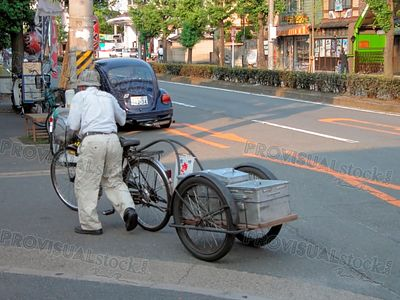 Bicycle transport