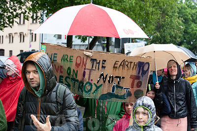 Fridays for Future in Munich