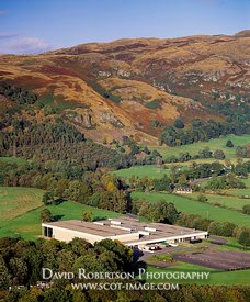 Image - Stirling Factory and countryside, Silicon Glen