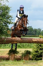 Kate Rocher-Smith and DASSETT JACK - Upton House Horse Trials 2019.