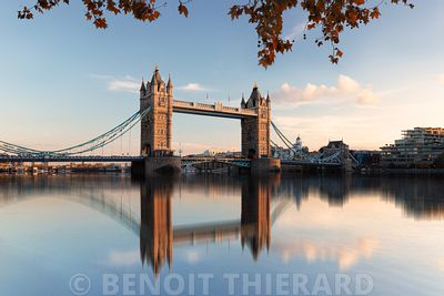 Tower Bridge en automne II
