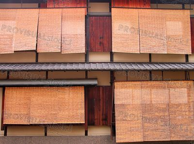 Windows in Gion