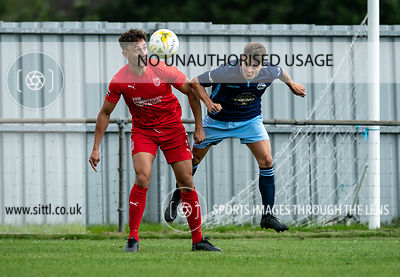 Crowborough Athletic v Seaford Town