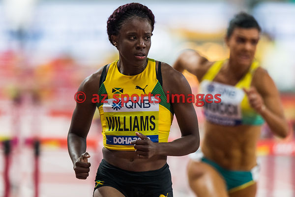Danielle Williams (Jamaica)