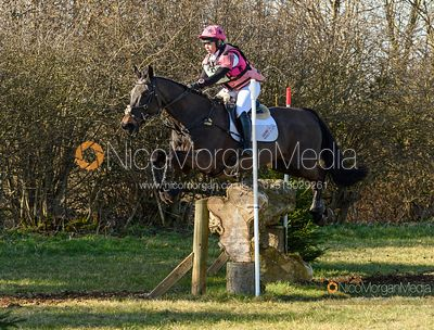 Emma Hyslop-Webb and PENNLANDS DOUGLAS. Oasby (1) Horse Trials 2020