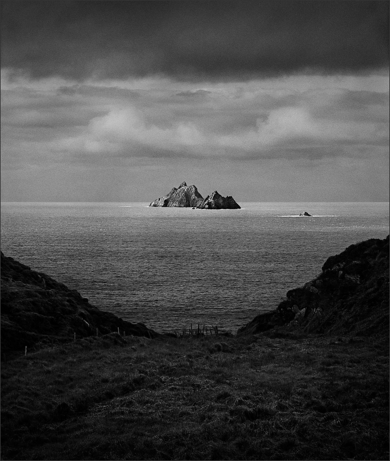 Skellig Micheal & Little Skellig Islands, County Kerry, Ireland