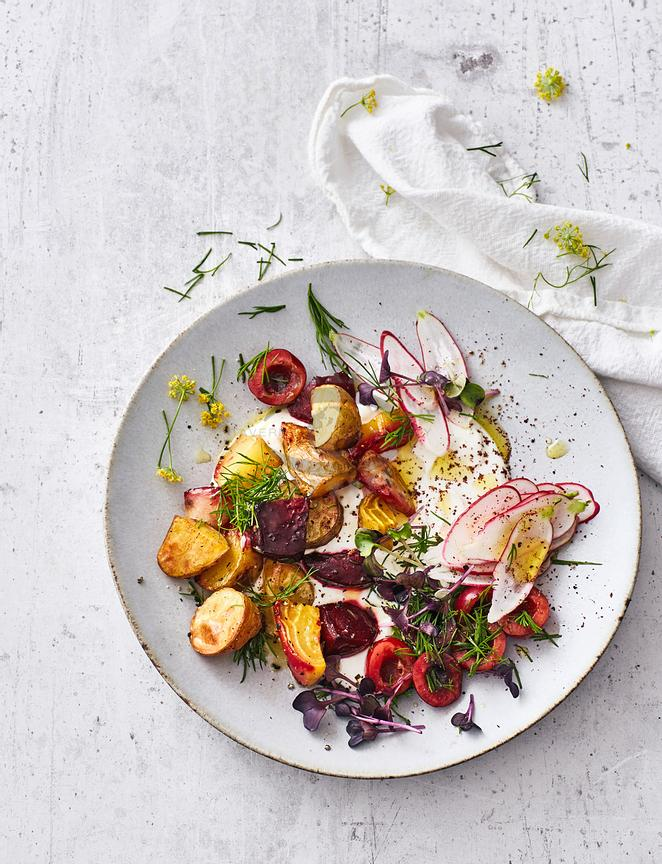 Easy Summer dishes by Hoersch