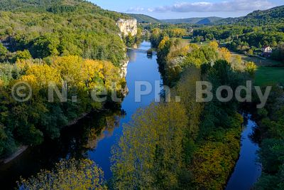 VALLEE DU LOT, LOT, FRANCE // LOT RIVER VALLEY