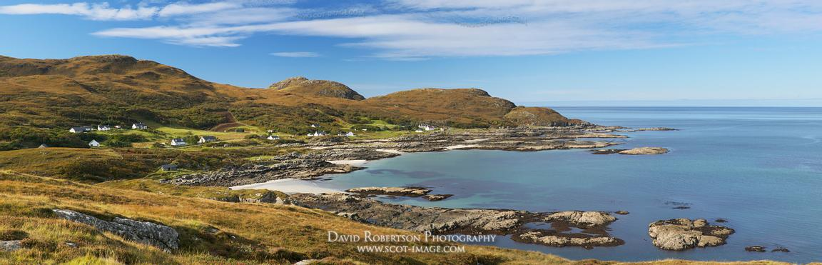 Image - Portuairk Panoramic, Sanna Bay, Scotland