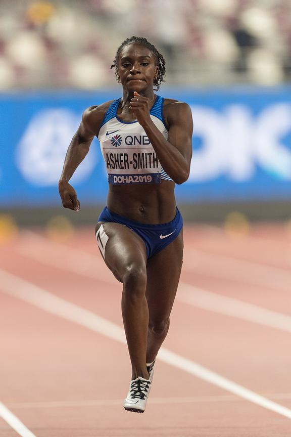 Dina Asher-Smith (United Kingdom)