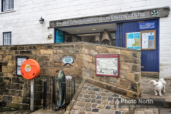 ROBIN HOOD'S BAY 10A - The Old Coastguard Station Visitor Centre