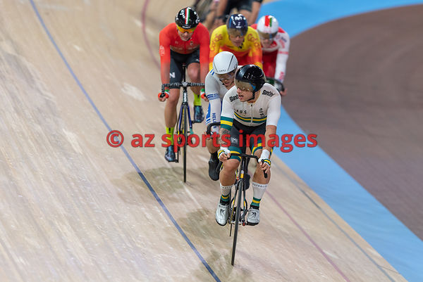 Men's Scratch race - WELSFORD Sam (AUS)