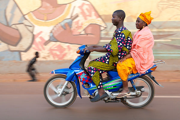 PORTRAITS OF BURKINA FASO & MALI