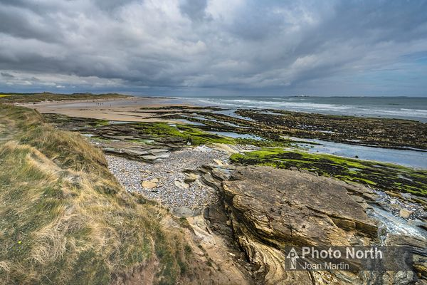 SEAHOUSES 15A - The Tumblers and St. Aidan's Dunes