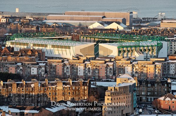 Image - Hibernian Easter Road football stadium
