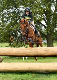 Piggy French and QUARRYCREST ECHO - Upton House Horse Trials 2019.