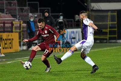 CFR Cluj - FC Arges