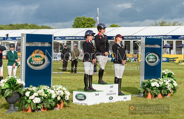 Bramham Horse Trials 2019