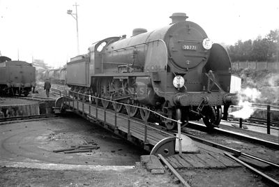 Steam loco King Arthur 30771 Bournemouth