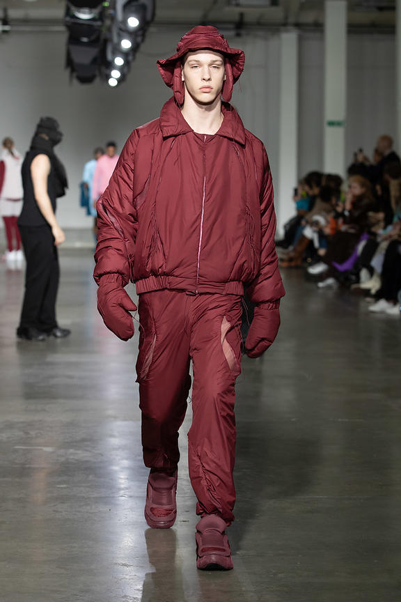 London Fashion Week Autumn Winter 2020 - Fashion East Saul Nash